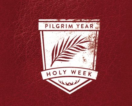 Holy Week Pilgrim Year Cover